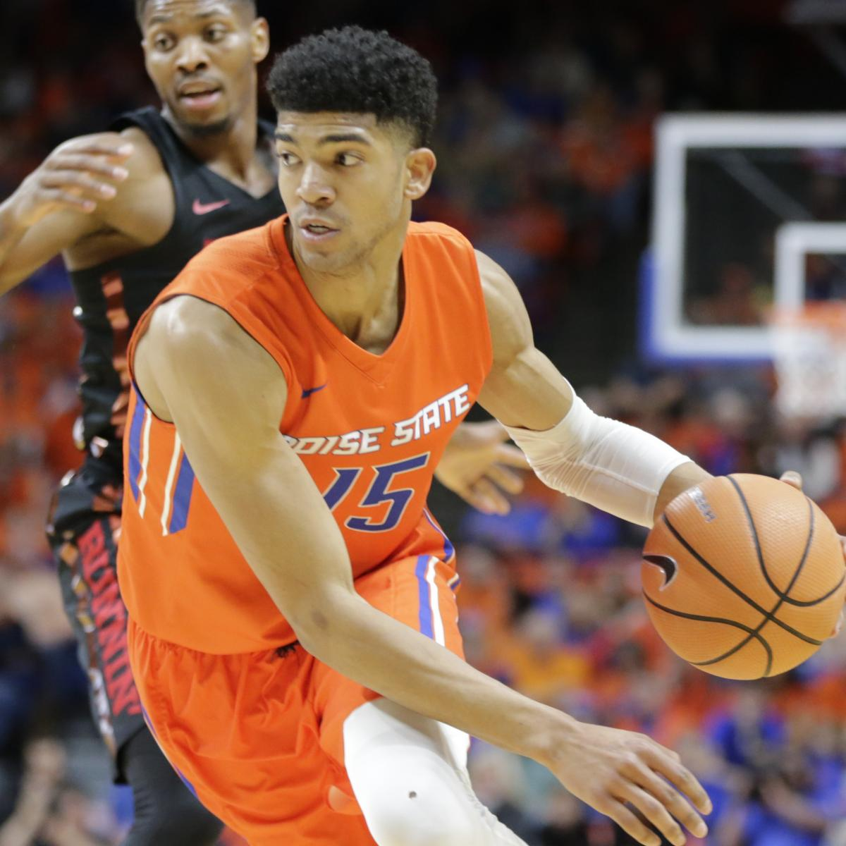 127bee860bc Chandler Hutchison NBA Draft 2018  Scouting Report for Chicago Bulls  Pick