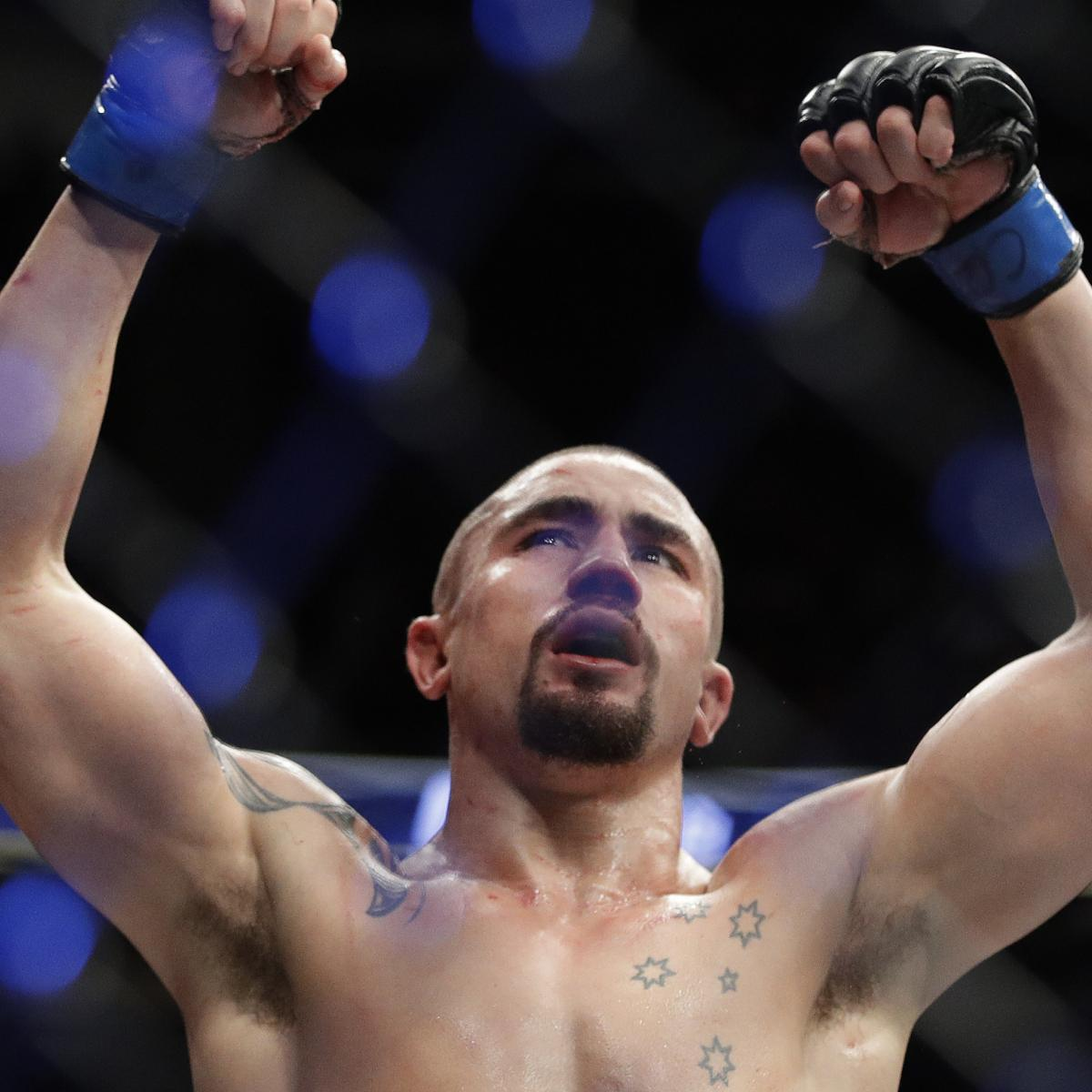 Odds Favorite UFC 225  Betting Roundup: over Whittaker