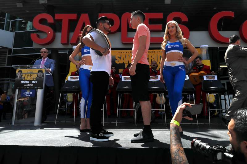 Leo Santa Cruz vs  Abner Mares 2: Fight Time, Date, Live Stream and