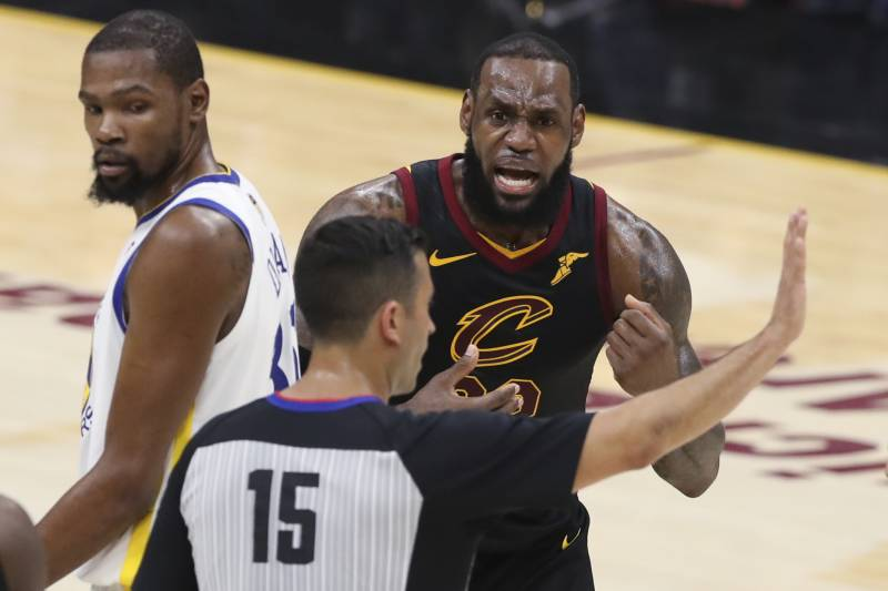 info for 0d684 12065  Itching to Finish  off the Series, Kevin Durant Finally Pushes Aside LeBron
