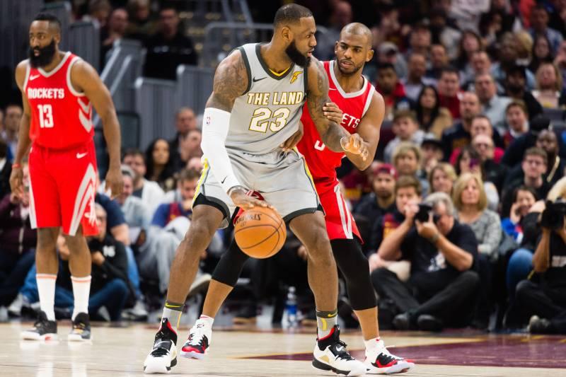 c735440df1c7 Chris Bosh Thinks LeBron James Signs with Rockets