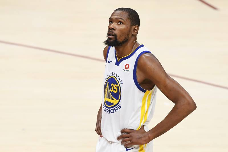 28a6032a7 NBA Finals Odds  Kevin Durant Betting Favorite to Win Finals MVP ...