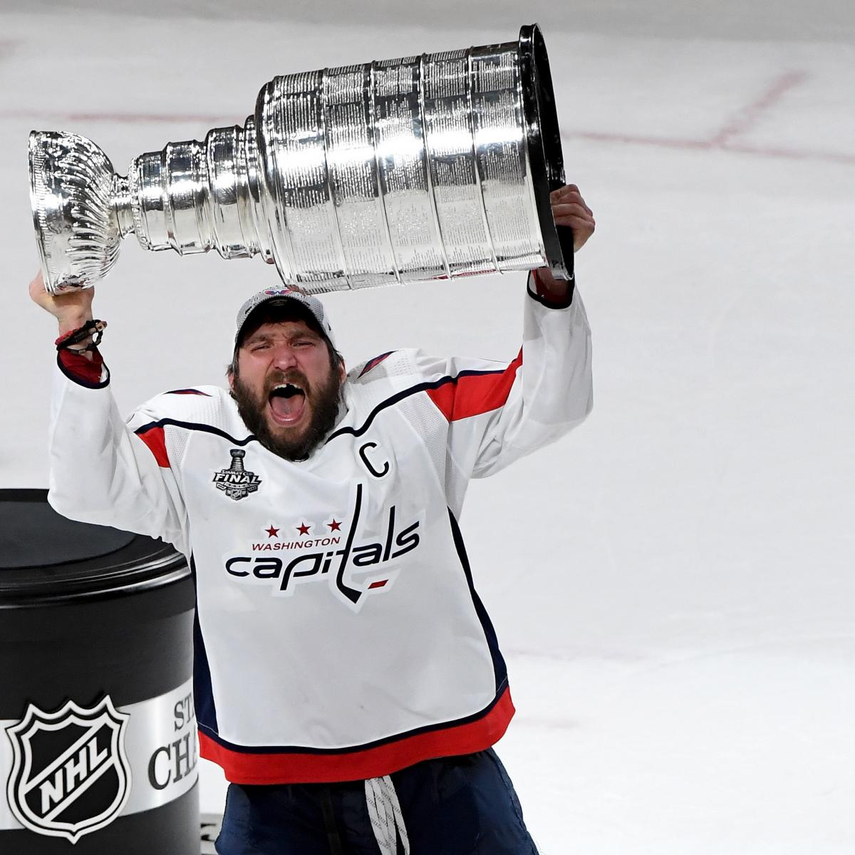 Capitals Win 2018 Stanley Cup Final  Score 03de216f488b