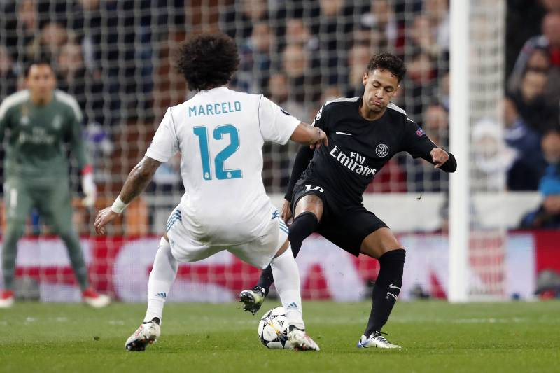 19dcefa4f Marcelo Predicts Neymar Switch