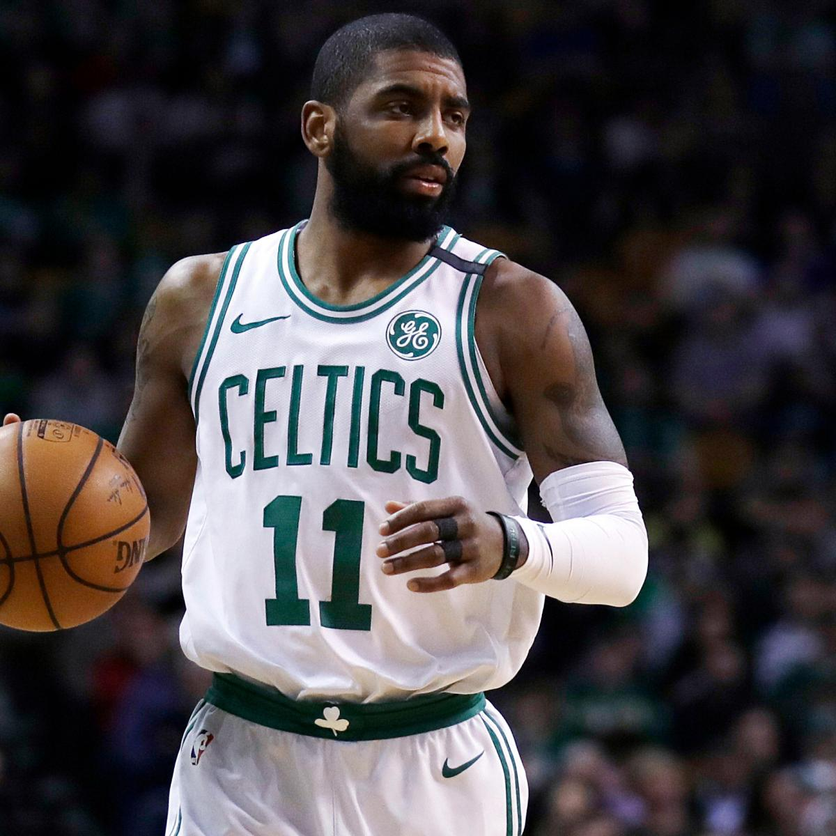 Kyrie Irving Rumors: Celtics 'Scared' PG Will Leave in ...Kyrie Irving