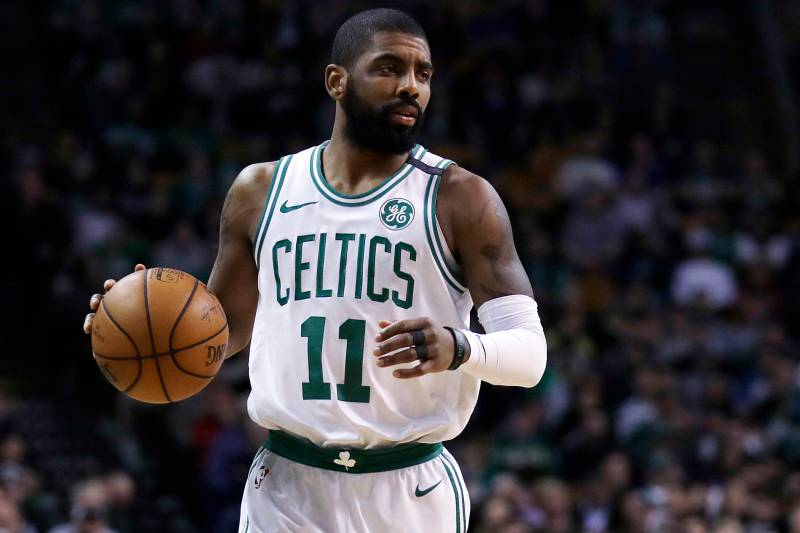 e8f78f11796b Kyrie Irving Rumors  Celtics  Scared  PG Will Leave in 2019 FA