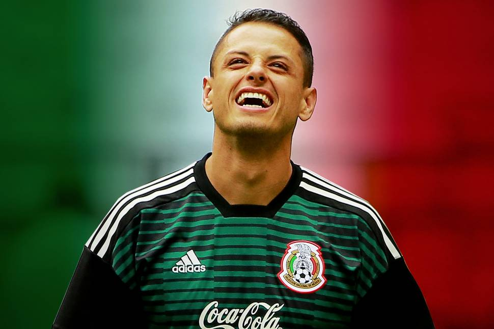 2b4708a0cf7 The Chicharito Show Is Ready to Start