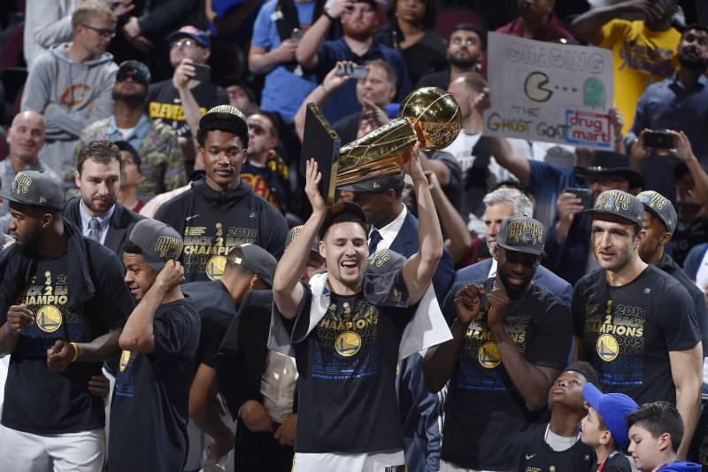 ebb9fb92f74 Warriors vs. Cavaliers  2018 Finals Stats and 2019 Title Odds ...