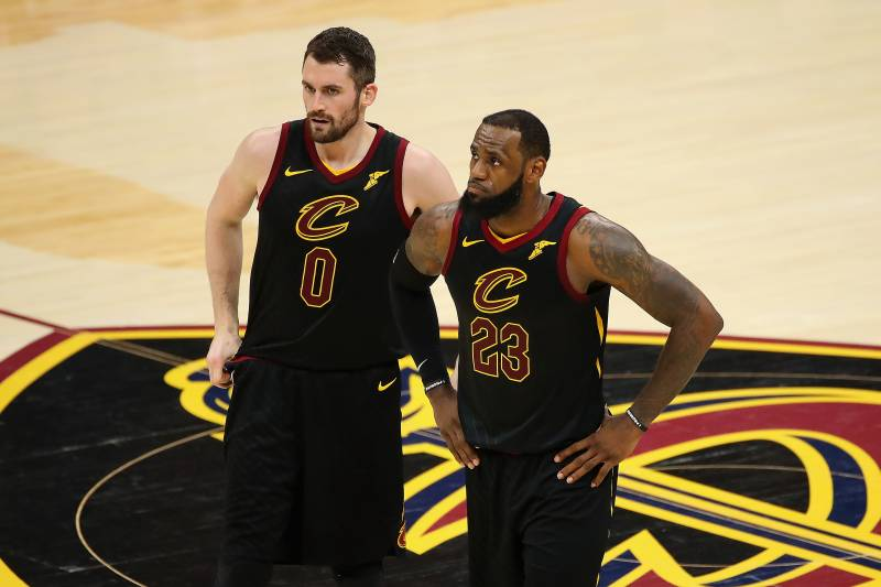 ca604952904 Kevin Love Trade Rumors  Cavaliers Would Shop Star If LeBron James ...