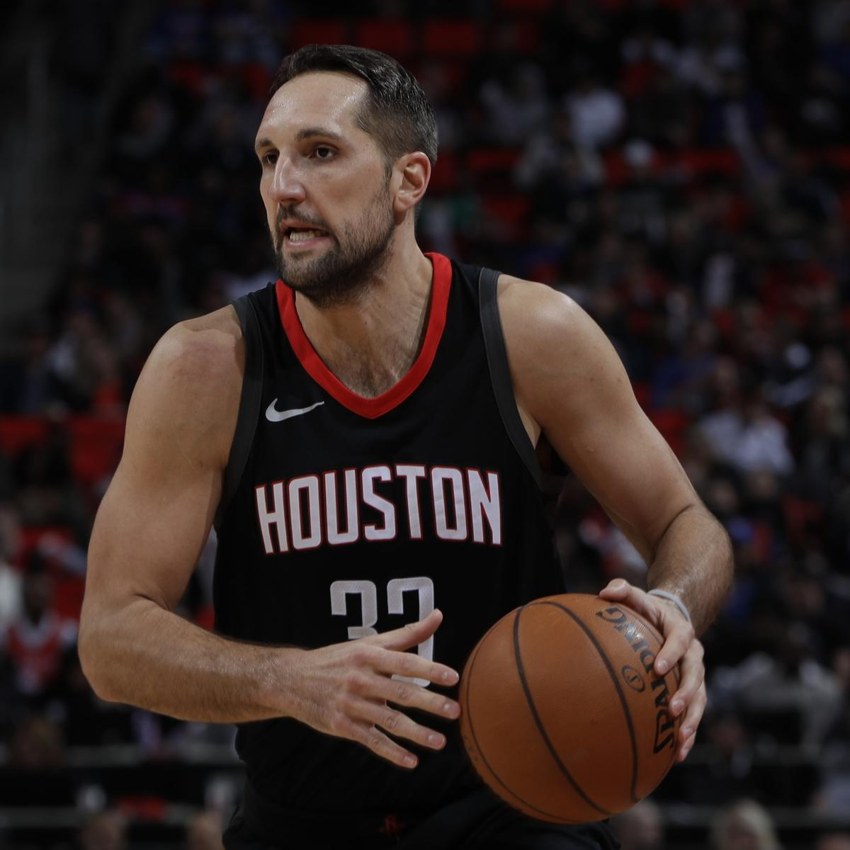 Houston Rockets News Trade: Rockets Trade Rumors: Houston 'Intent' On Moving Or Buying