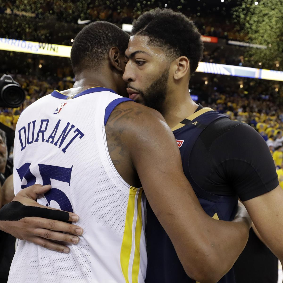 Warriors Come Out To Play Bleacher Report: Can The Golden State Warriors Really Make A Run At Anthony