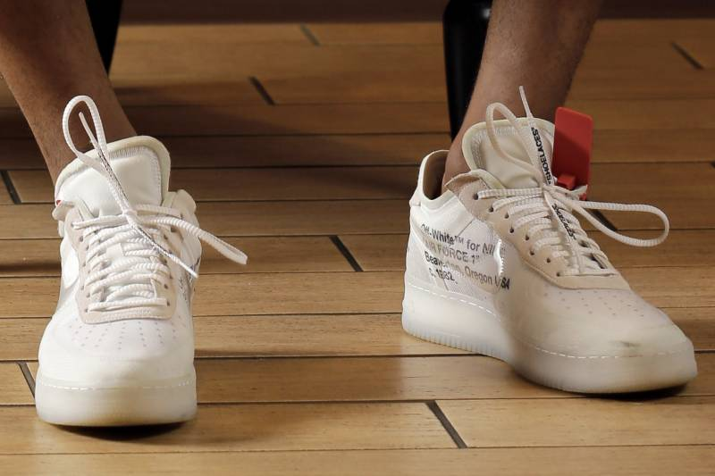 Nike x Off-White: How the Swoosh Countered Kanye and