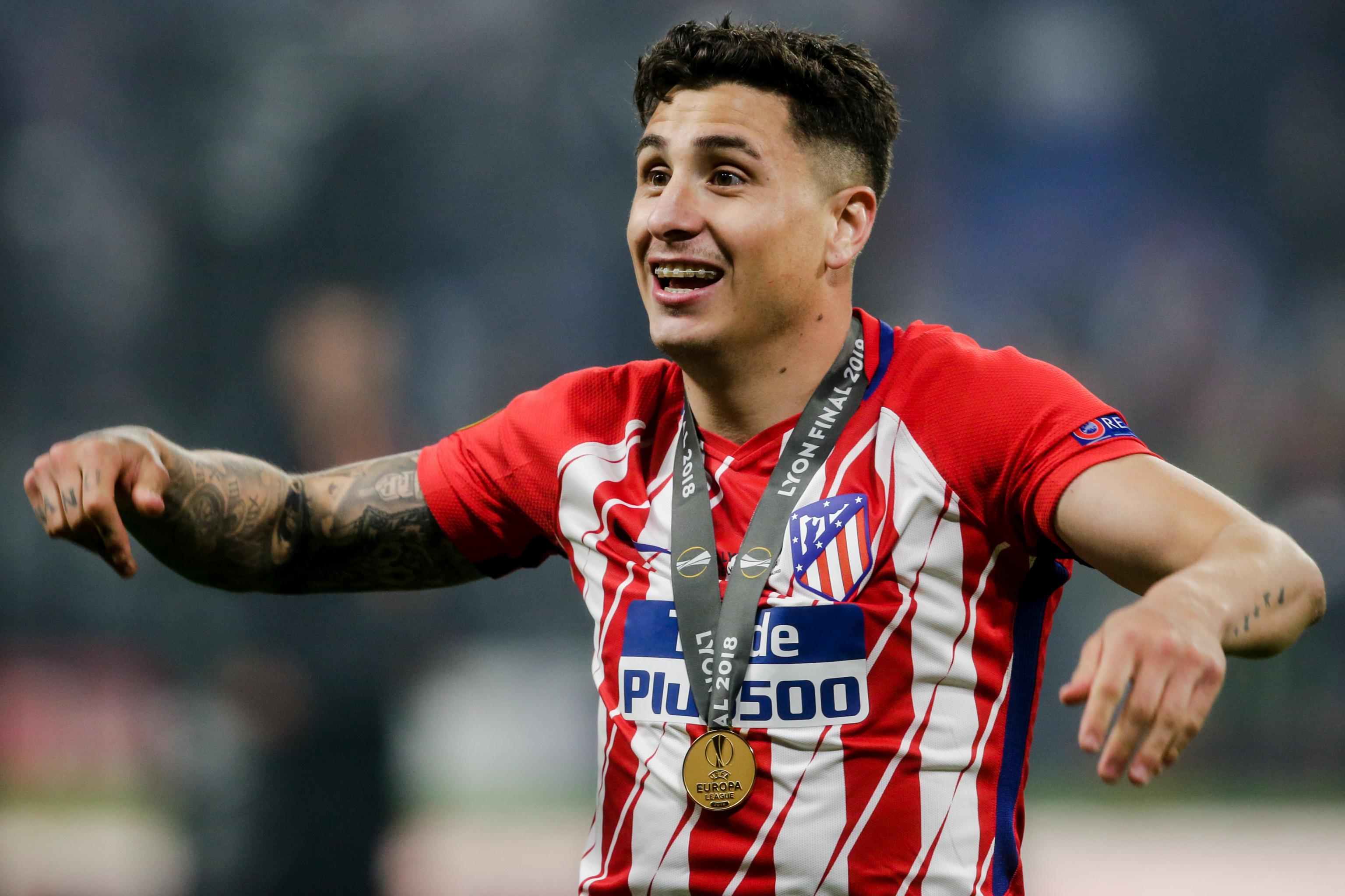 Jose Maria Gimenez, Atletico Madrid Agree 5-Year Contract Through 2023 |  Bleacher Report | Latest News, Videos and Highlights