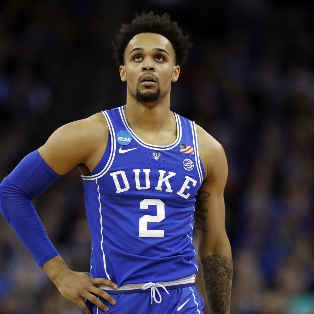 Portland Blazers Players 2018: Gary Trent Jr. NBA Draft 2018: Scouting Report For