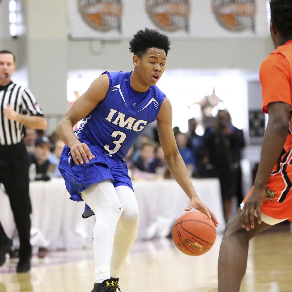 Portland Trail Blazers Espn Nba: Anfernee Simons NBA Draft 2018: Scouting Report For