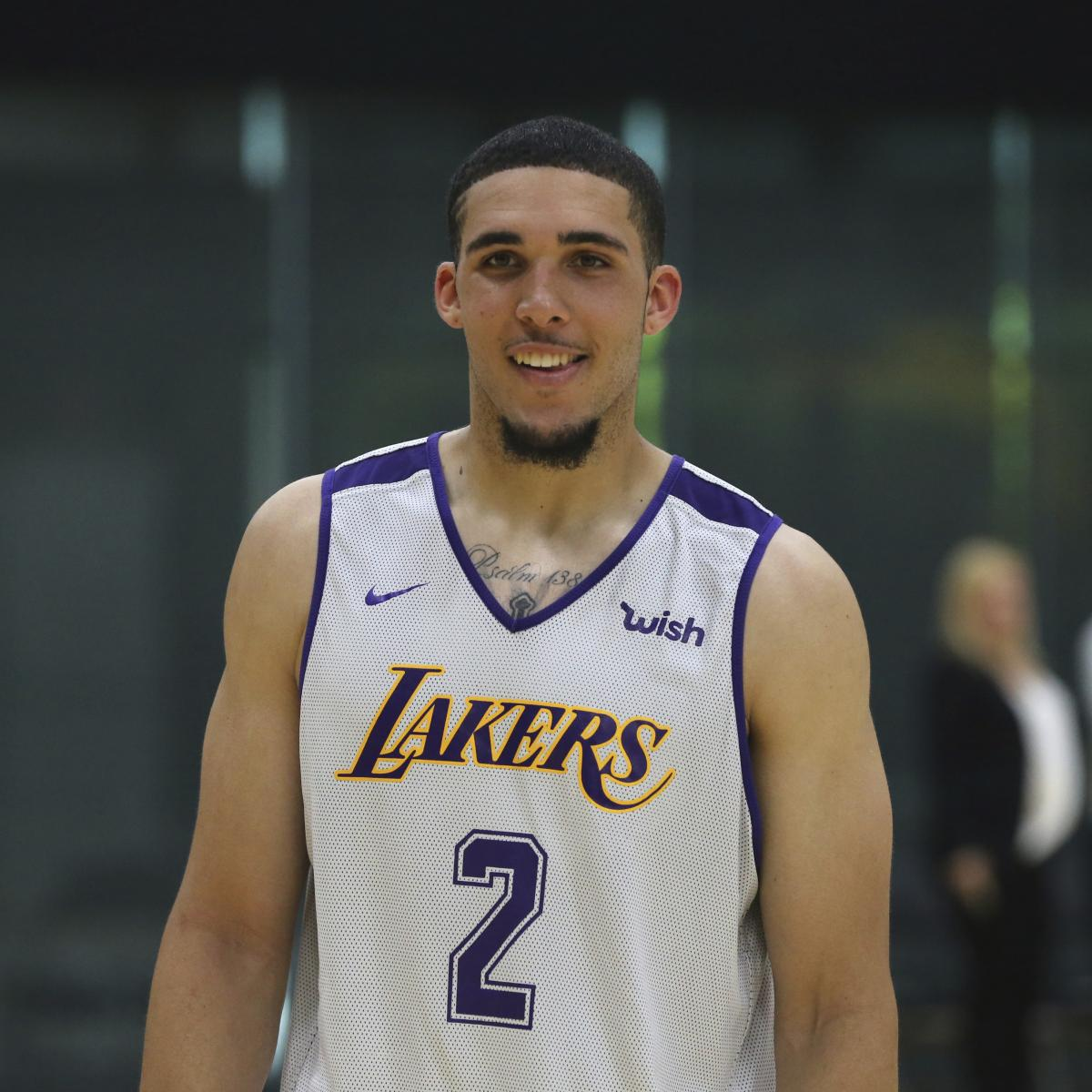 Warriors Come Out To Play Bleacher Report: NBA Draft 2018 Rumors: LiAngelo Ball Working Out With