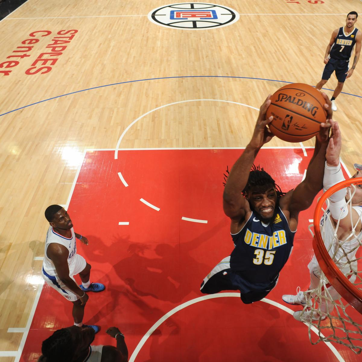 Denver Nuggets Predictions: Kenneth Faried Trade Rumors: Nuggets, Hawks In Talks To