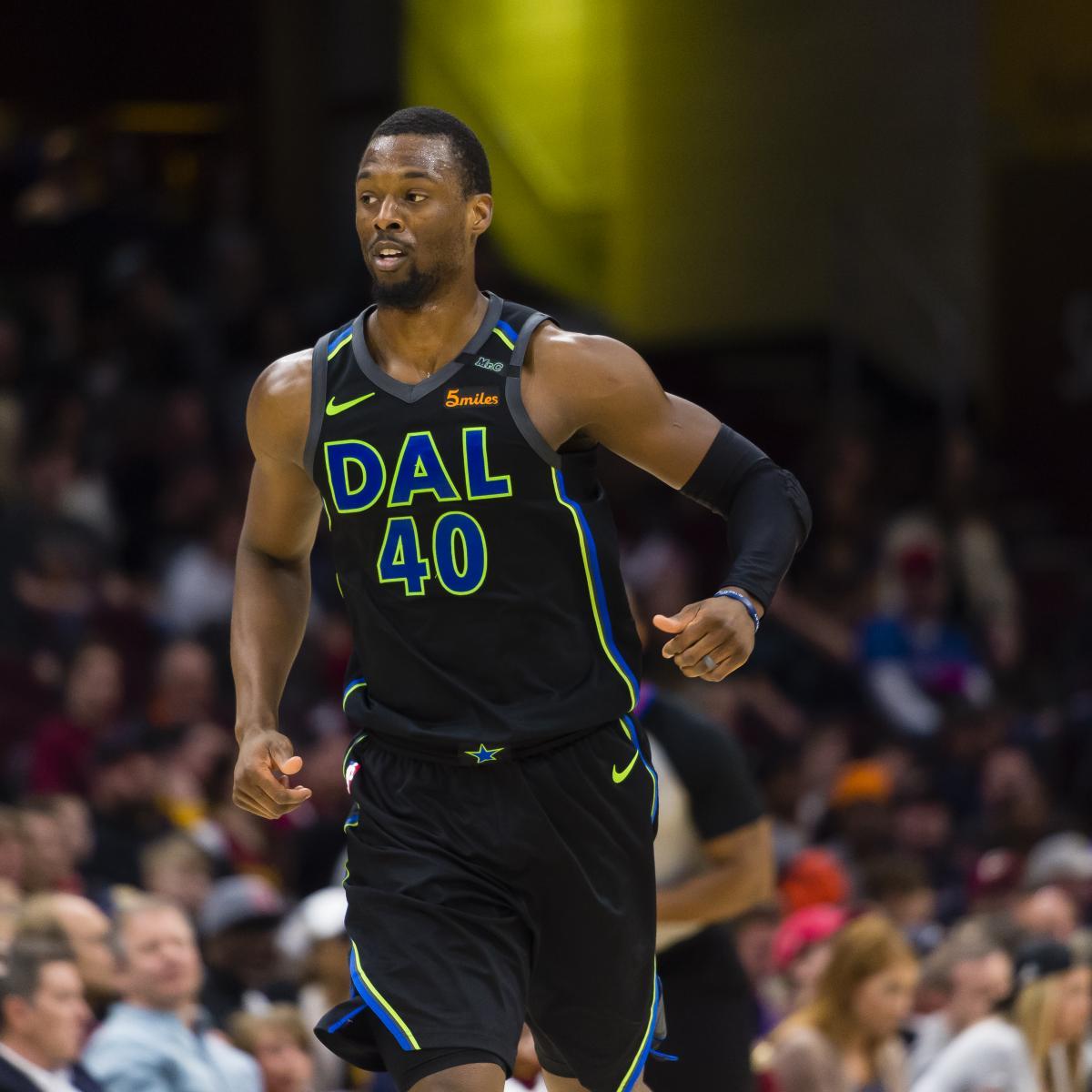 Harrison Barnes Nba: NBA Trade Rumors: Harrison Barnes Won't Be Part Of