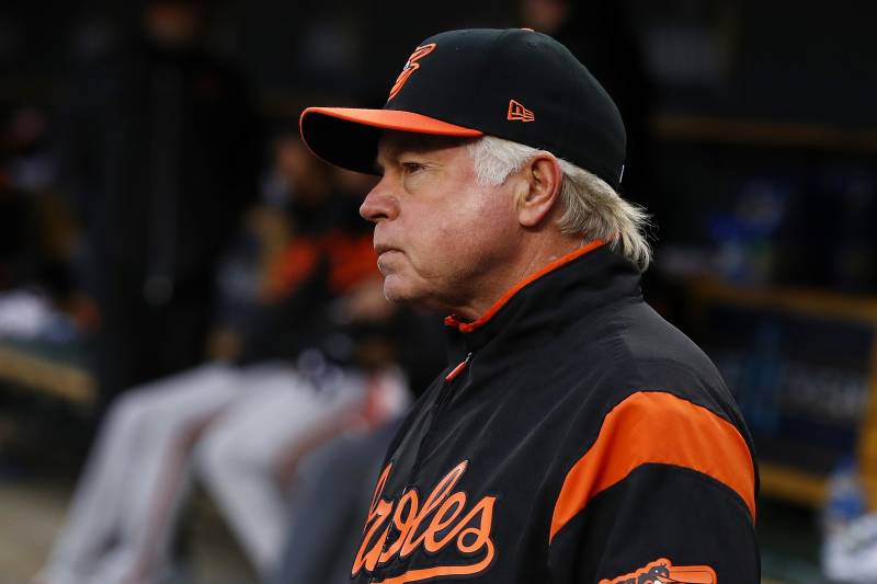 a385ac1a58b Buck Showalter Reportedly Expected to Be Fired by Orioles