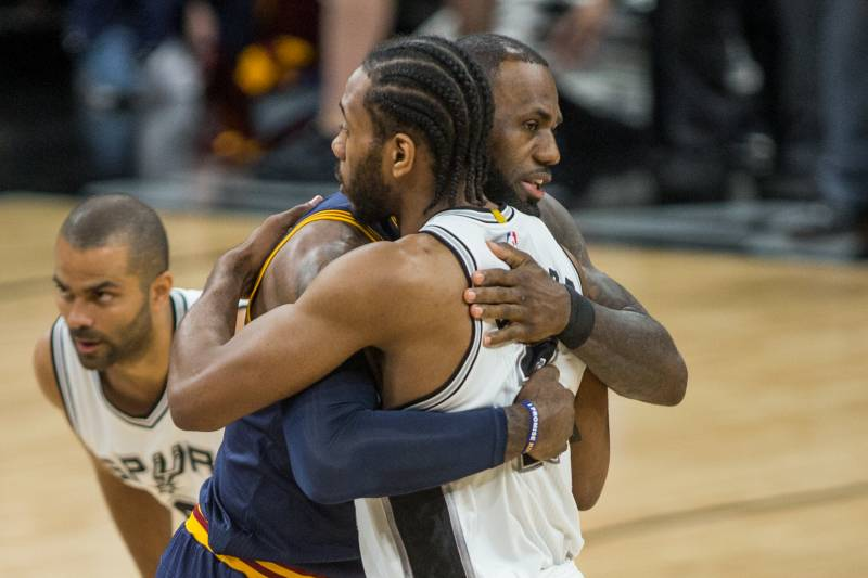 605463254 Kawhi Trade Request Opens Way to LeBron-Lakers Superteam