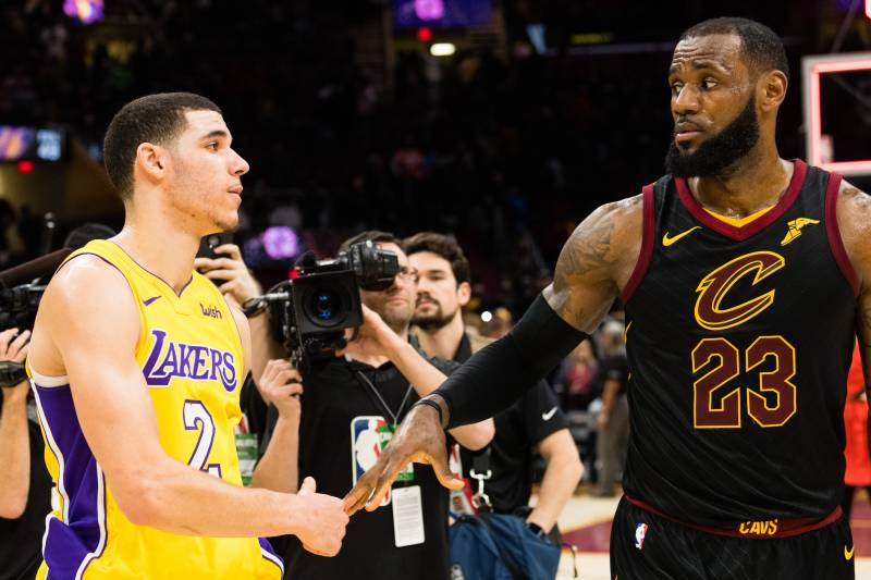 b94a611c0 LeBron James to Lakers Trade Rumors  Lonzo Ball Is  The One Constant ...