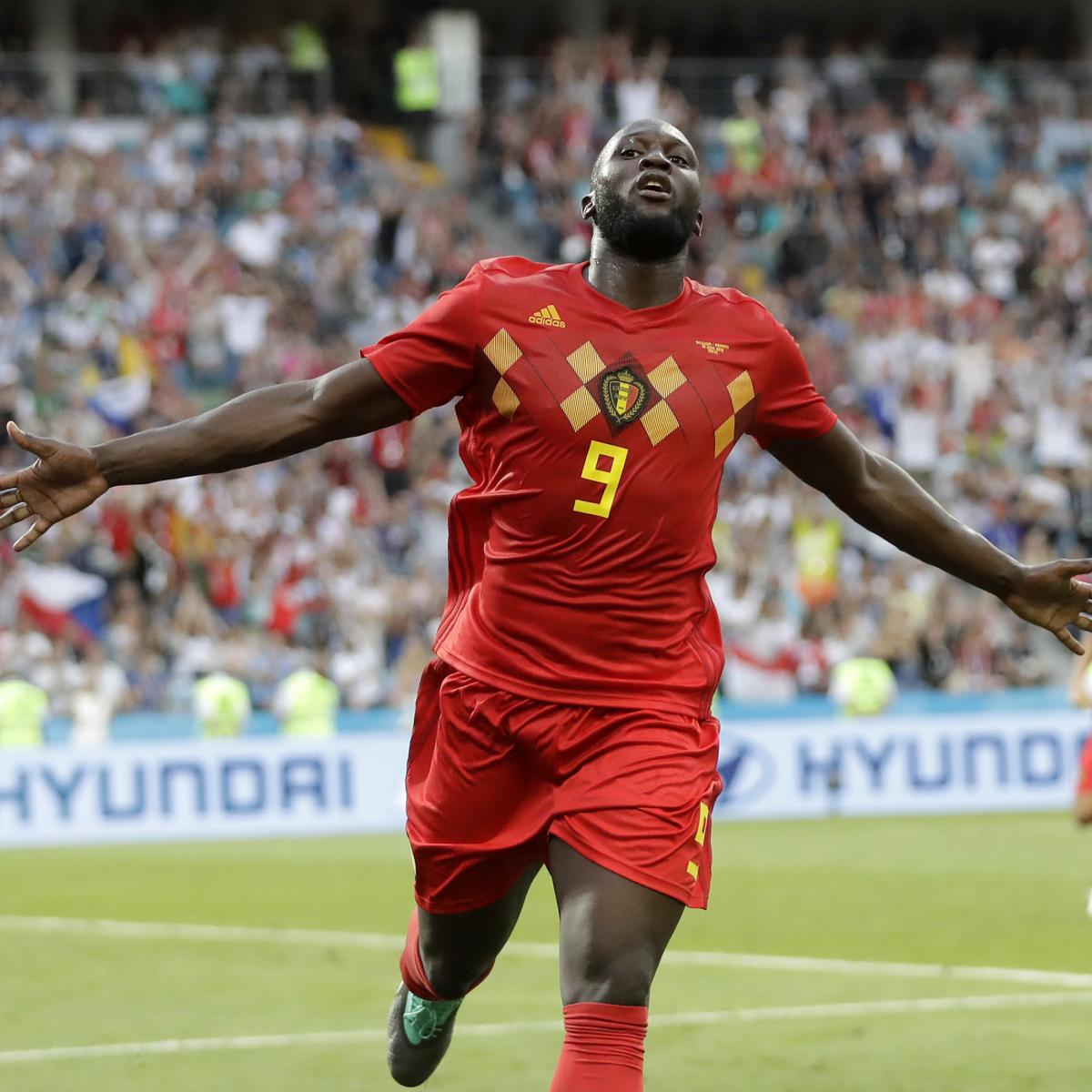 b424e5ef3 Romelu Lukaku Brace Leads Belgium Past Panama in 3-0 World Cup Win ...