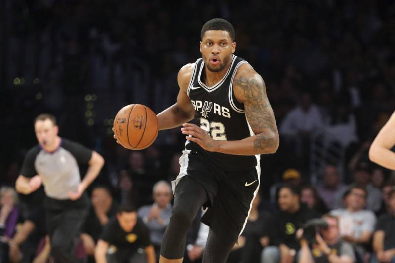 Image result for rudy gay spurs