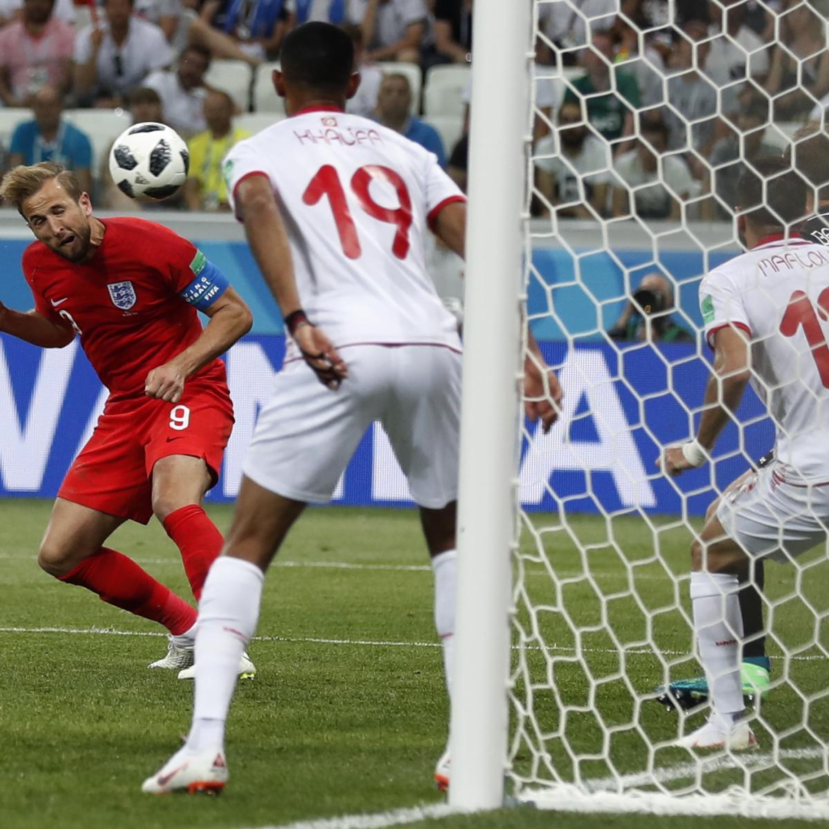 Tottenham 3 Fulham 1 Match Highlights Harry Kane Scores: World Cup 2018: Group Scores, Highlights, Twitter Reaction