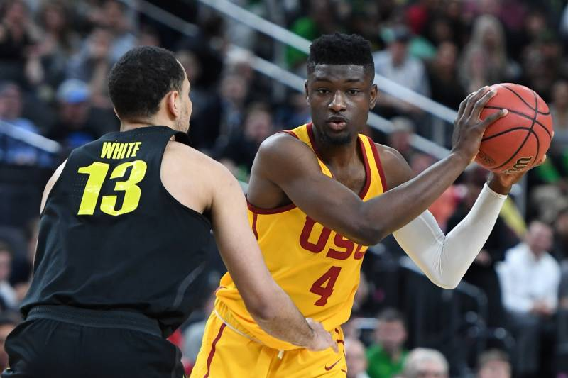 half off 4f600 a8c43 Chimezie Metu NBA Draft 2018: Scouting Report for San ...