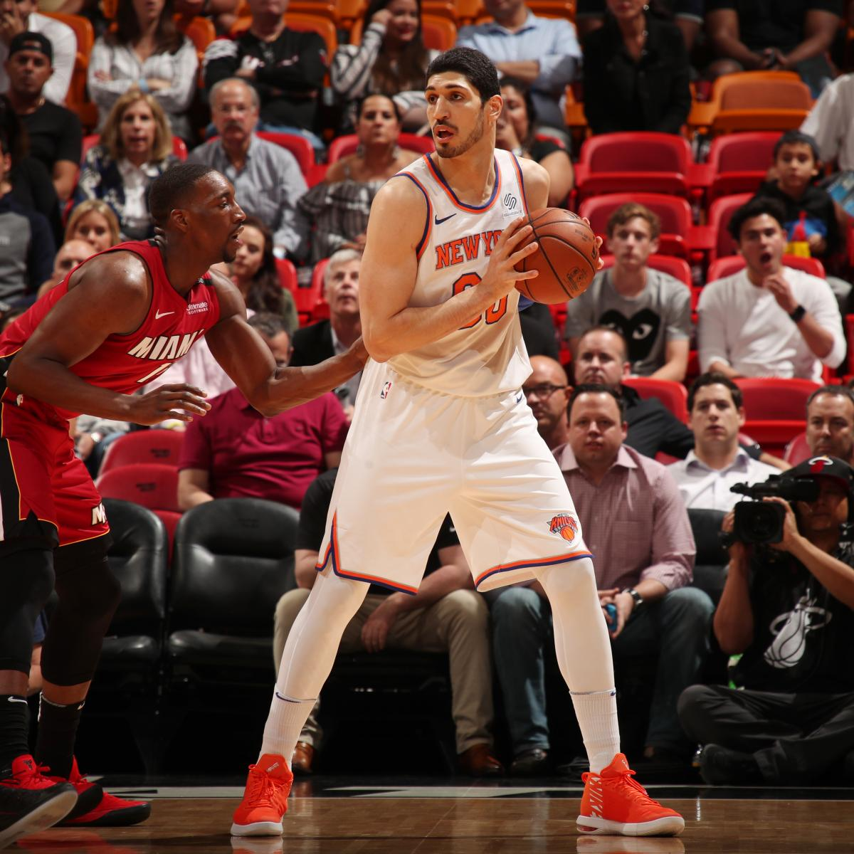 Blazers Kanter Contract: Knicks News: Enes Kanter Seeks Long-Term Contract To 'Feel