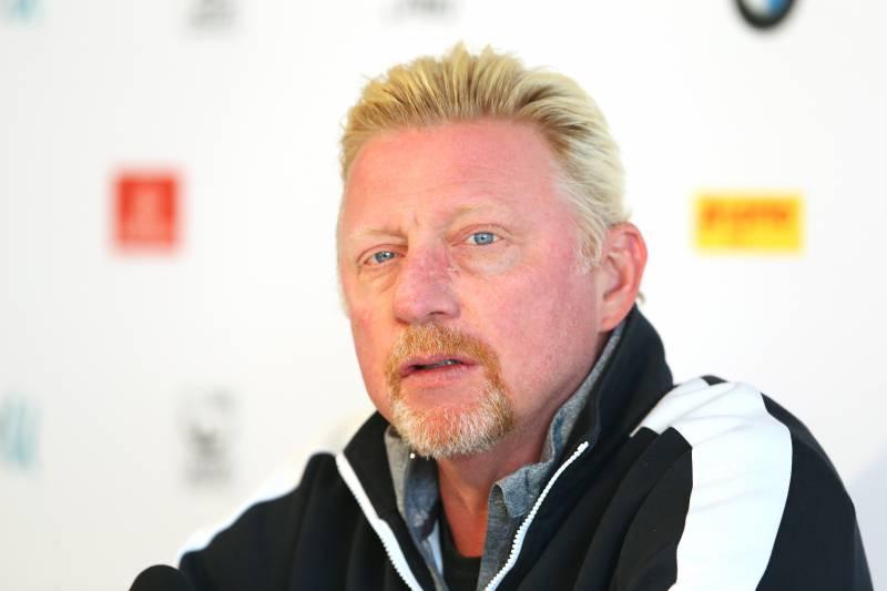 Report: Boris Becker Tried Using Fake Diplomatic Passport to