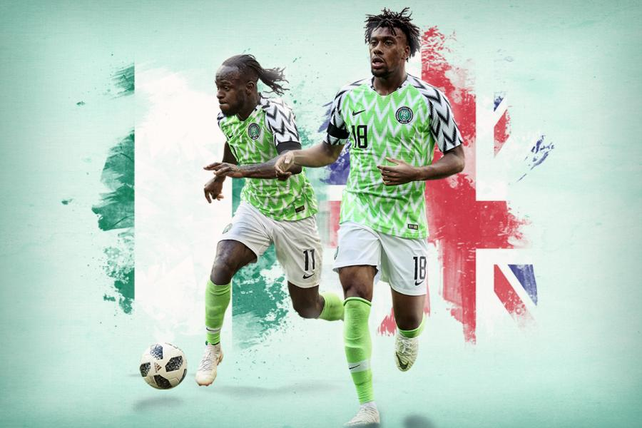 Born In Lagos Made In London The Uk Connection Looking To Inspire Nigeria Bleacher Report Latest News Videos And Highlights
