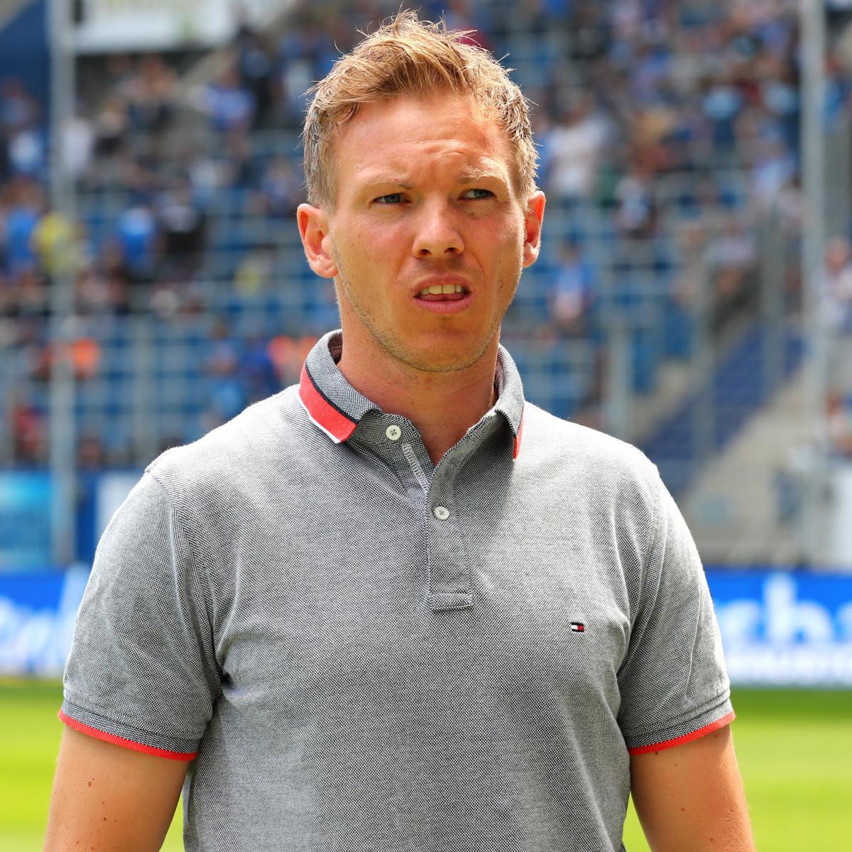 Julian Nagelsmann to Leave Hoffenheim After 2018-19 Season for RB Leipzig  Job | Bleacher Report | Latest News, Videos and Highlights