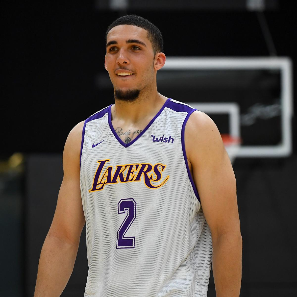 LiAngelo Ball Joins Los Angeles Ballers Of Father LaVar's