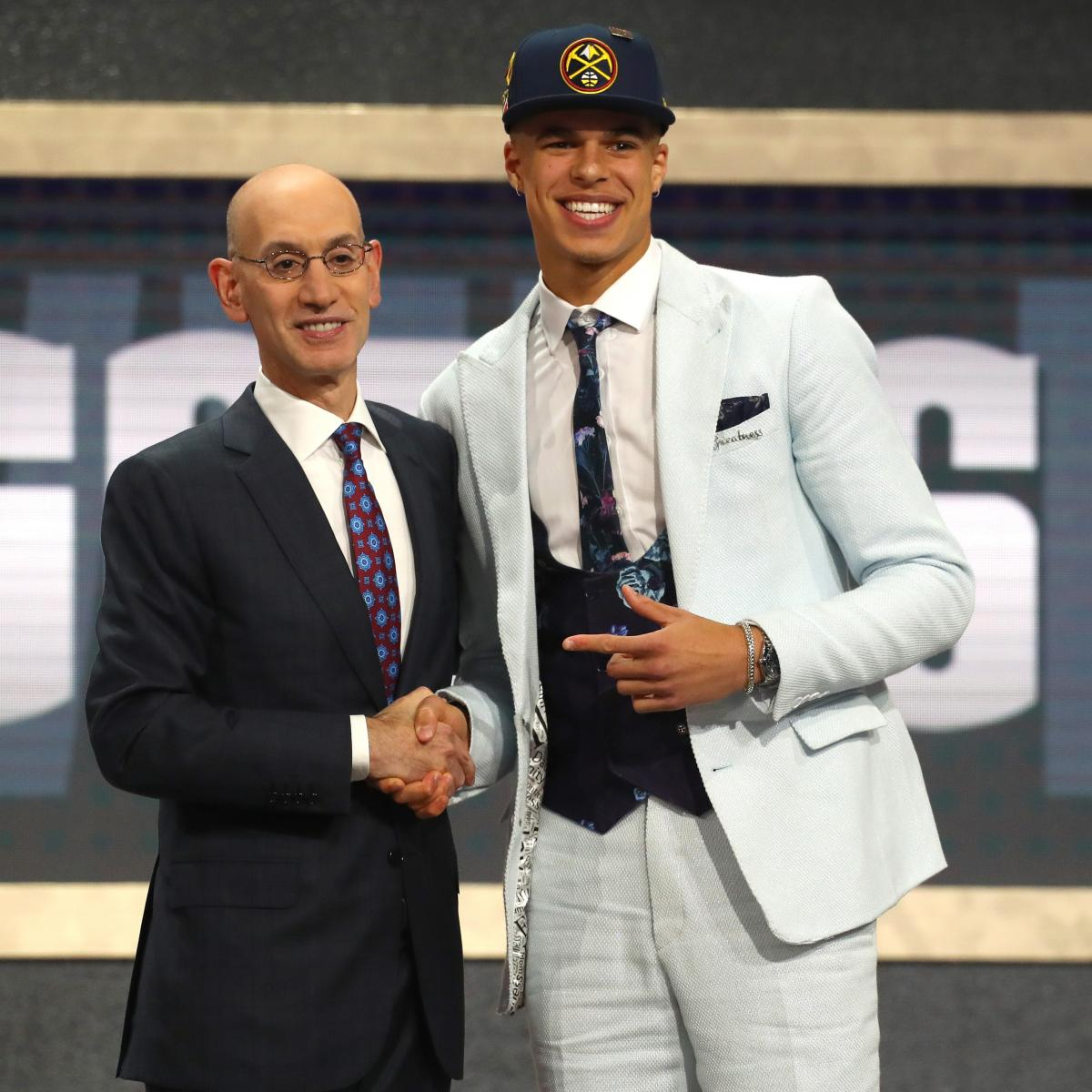 Michael Porter Jr. Says He Will Make Sure He's Best Draft Pick Nuggets Have Made