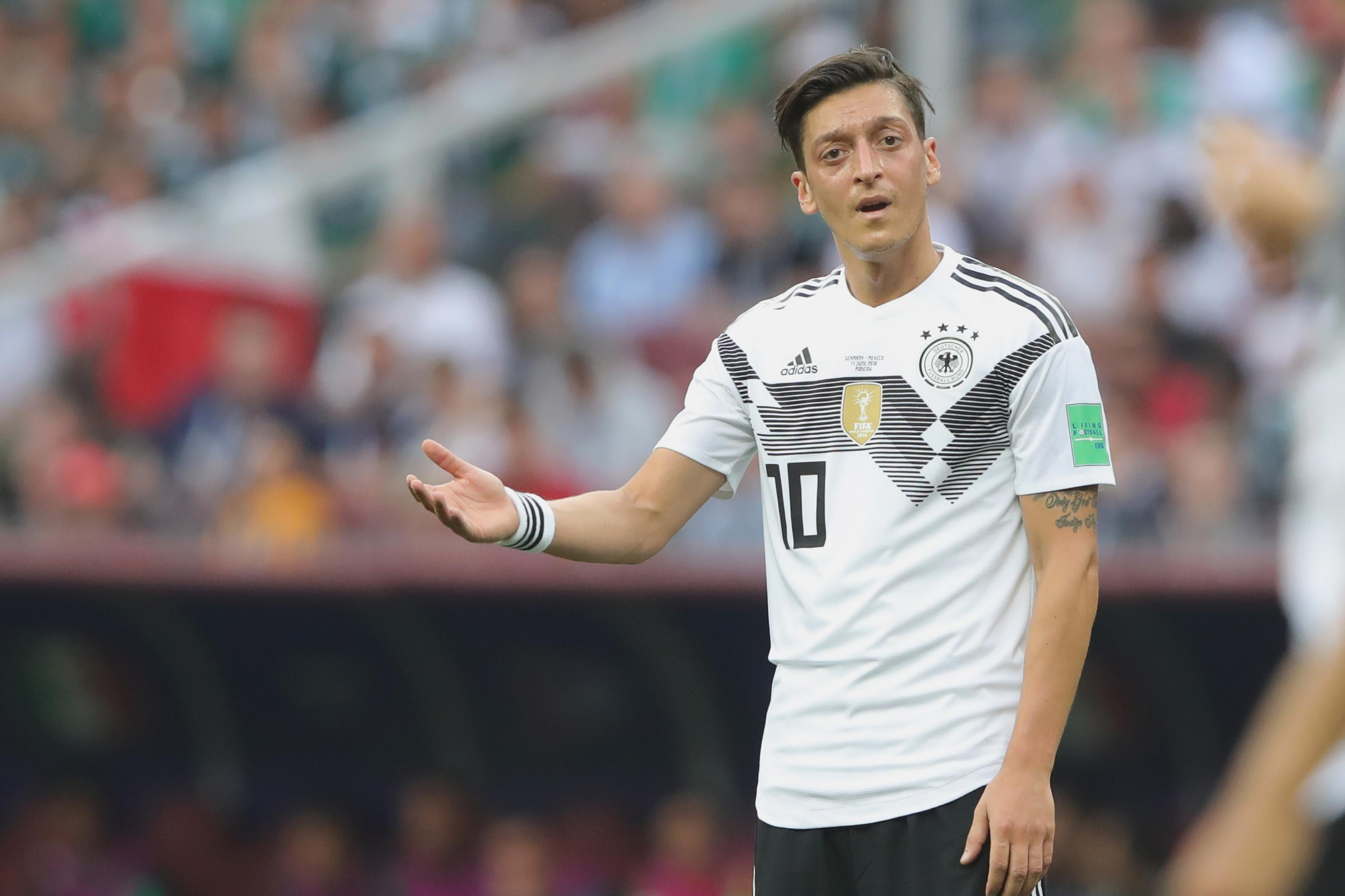 Why 'Dead Frog' Mesut Ozil Is an Easy Target as Germany's World Cup  Scapegoat | Bleacher Report | Latest News, Videos and Highlights