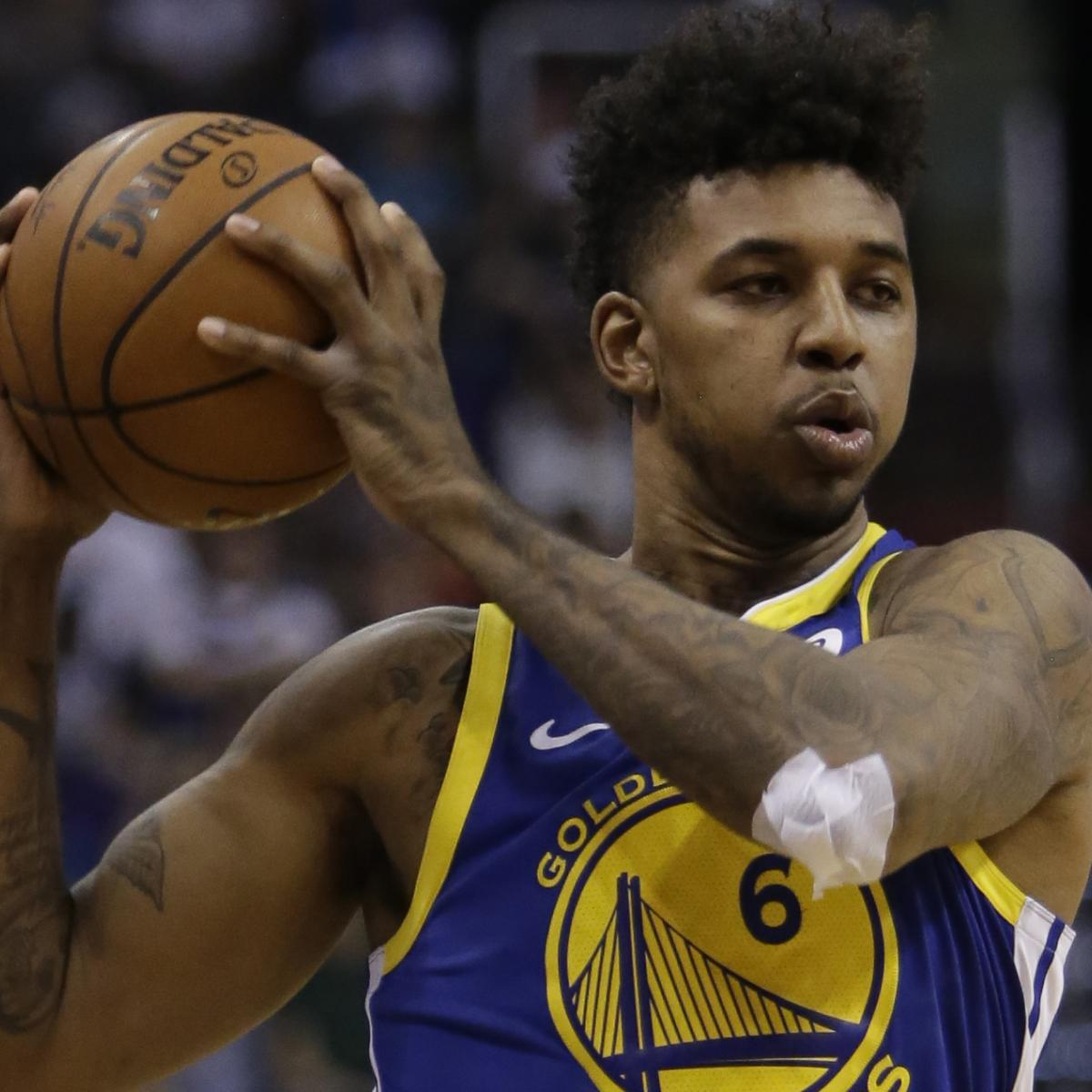 Nick Young Signs Contract With Nuggets After 1 Season With