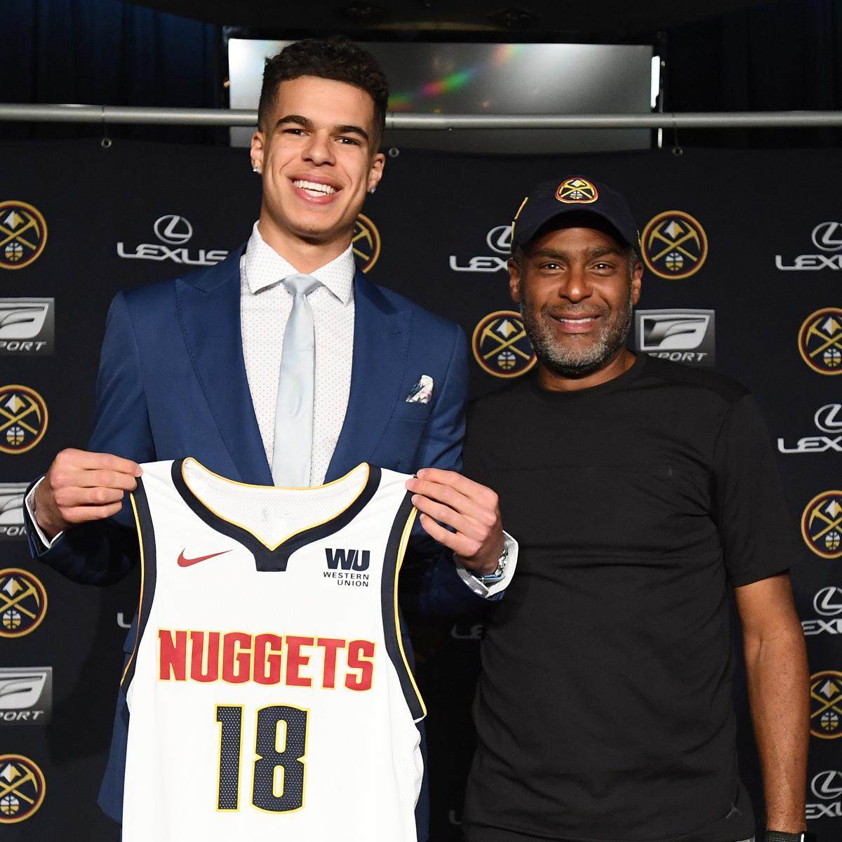 Michael Porter Jr.'s Status for Summer League, Next Season Unclear Due to Injury