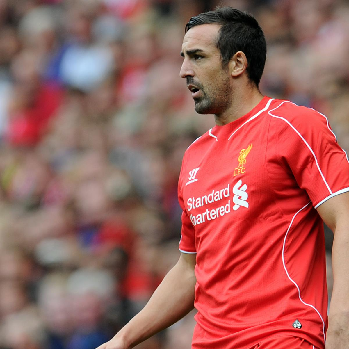 Former Liverpool Defender Jose Enrique Has Surgery to Remove Brain Tumour | Bleacher Report | Latest News, Videos and Highlights