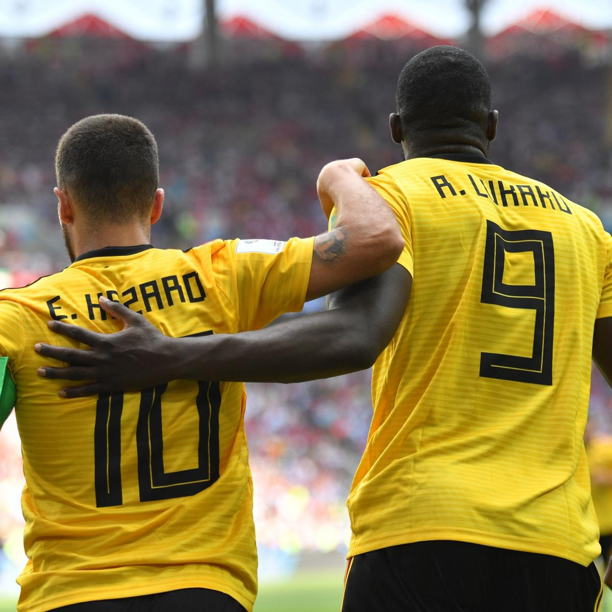 778324a4a Romelu Lukaku, Eden Hazard Braces Inspire Belgium Past Tunisia at World Cup