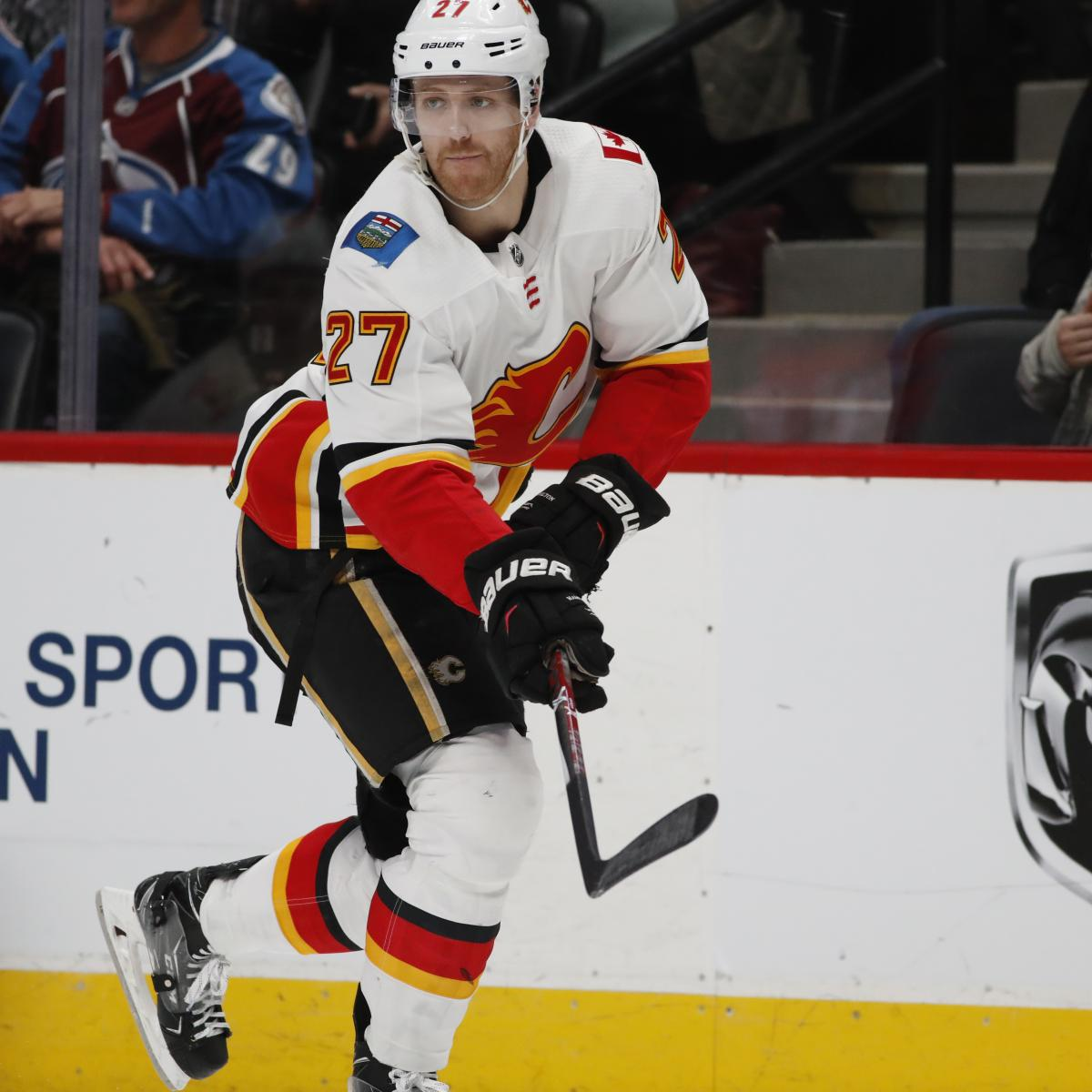 Dougie Hamilton Traded to Hurricanes in 5-Player Deal  Flames Get Elias  Lindholm  d5150c4b3