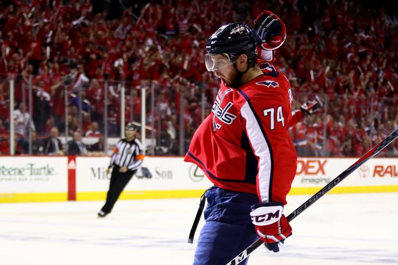 the latest bd2bb b3a4f John Carlson, Capitals Agree on 8-Year, $64 Million Contract ...