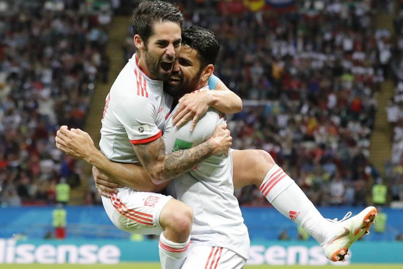 World Cup TV Schedule 2018: Monday Kick-off Times, Live Stream and