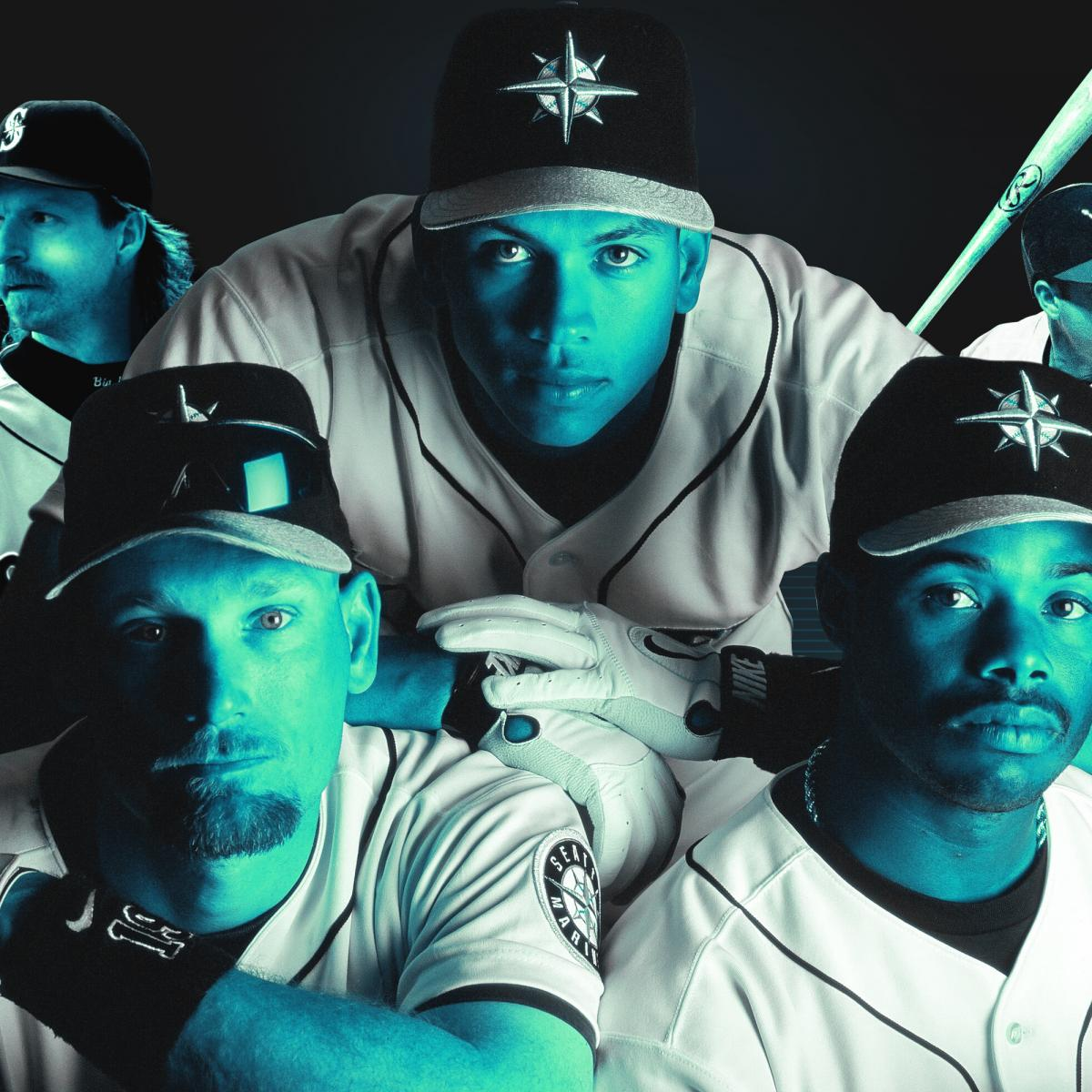 f3a2bc3b84 A-Rod, Ken Griffey Jr. and the Greatest Home Run-Hitting Team in MLB History