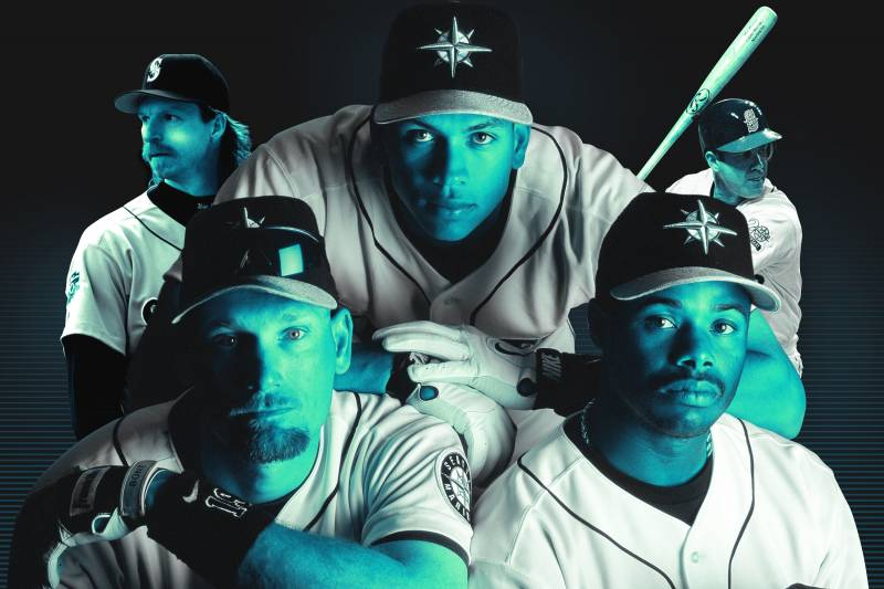 ccdd71be29 A-Rod, Ken Griffey Jr. and the Greatest Home Run-Hitting Team in MLB History