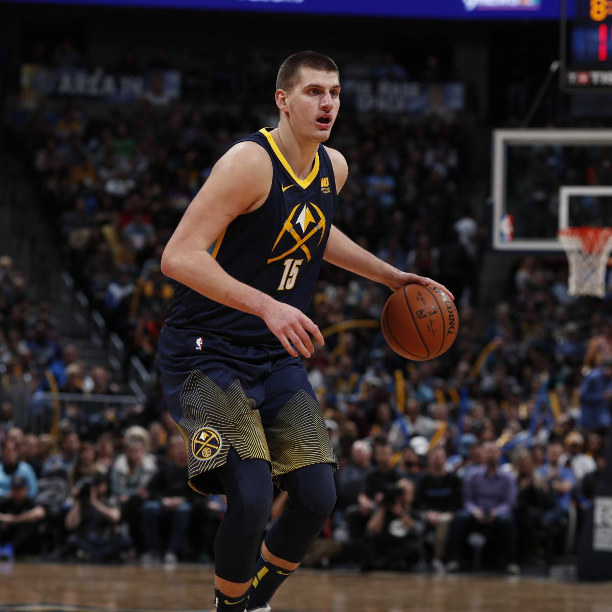 Nikola Jokic, Nuggets Reportedly To Agree To 5-Year, $148M