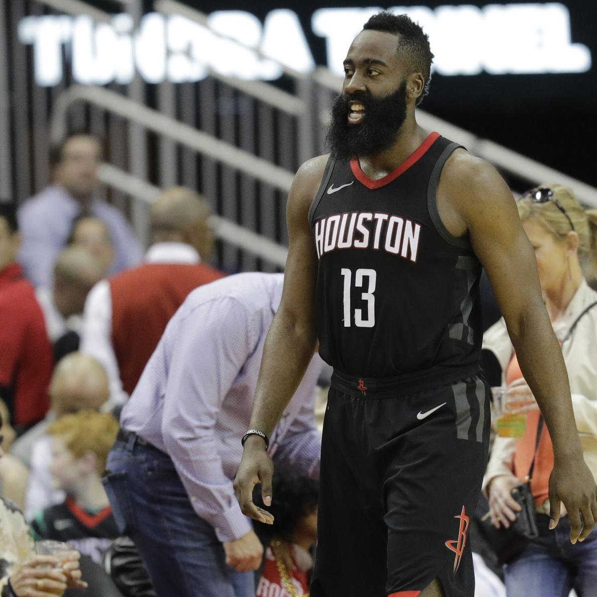 Houston Rockets Defensive Coach: NBA Awards Show 2018: Winners, Voting Results And Twitter