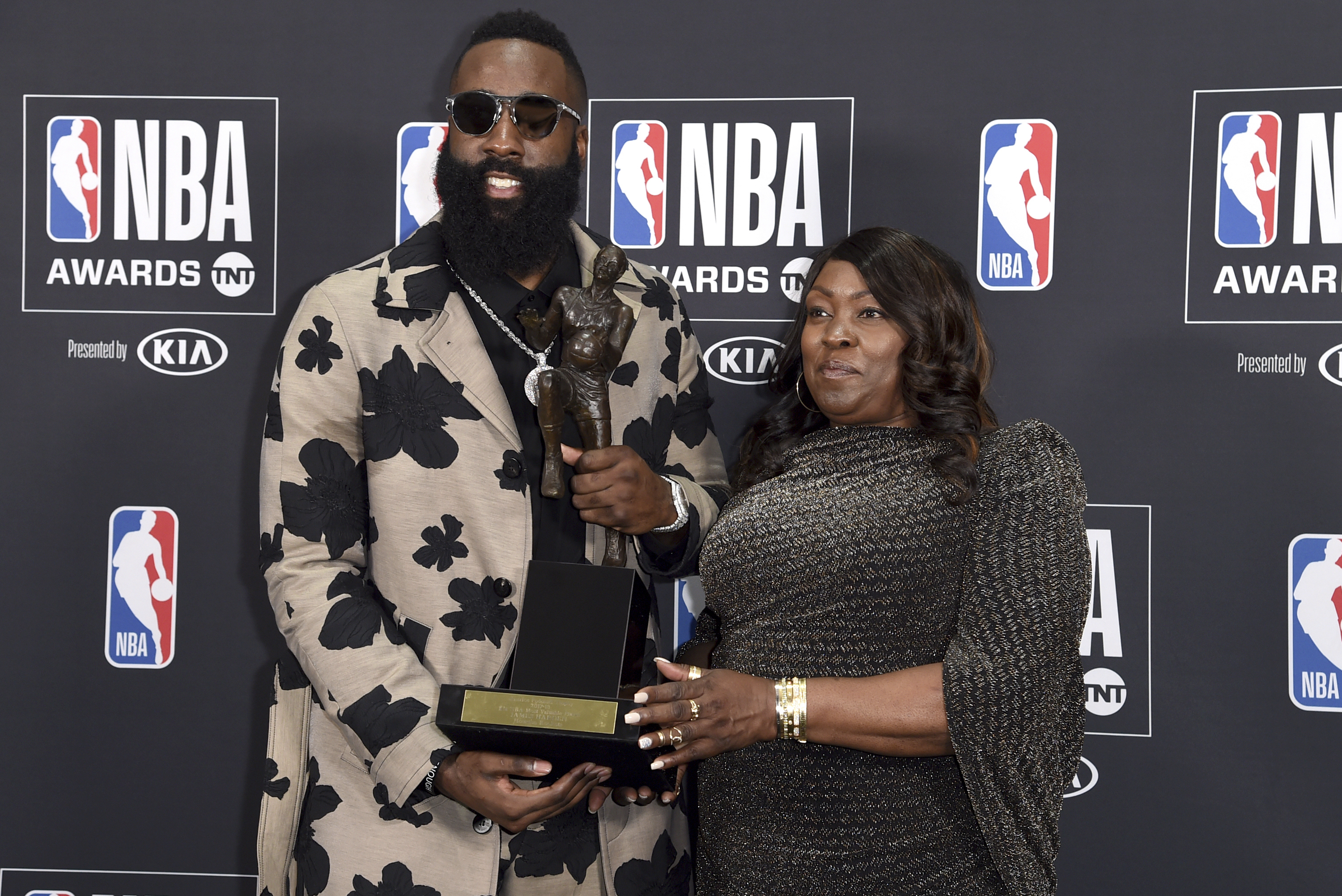 Espejismo Parásito paleta  Adidas Releases James Harden Commercial Featuring His Mom After Winning MVP  | Bleacher Report | Latest News, Videos and Highlights