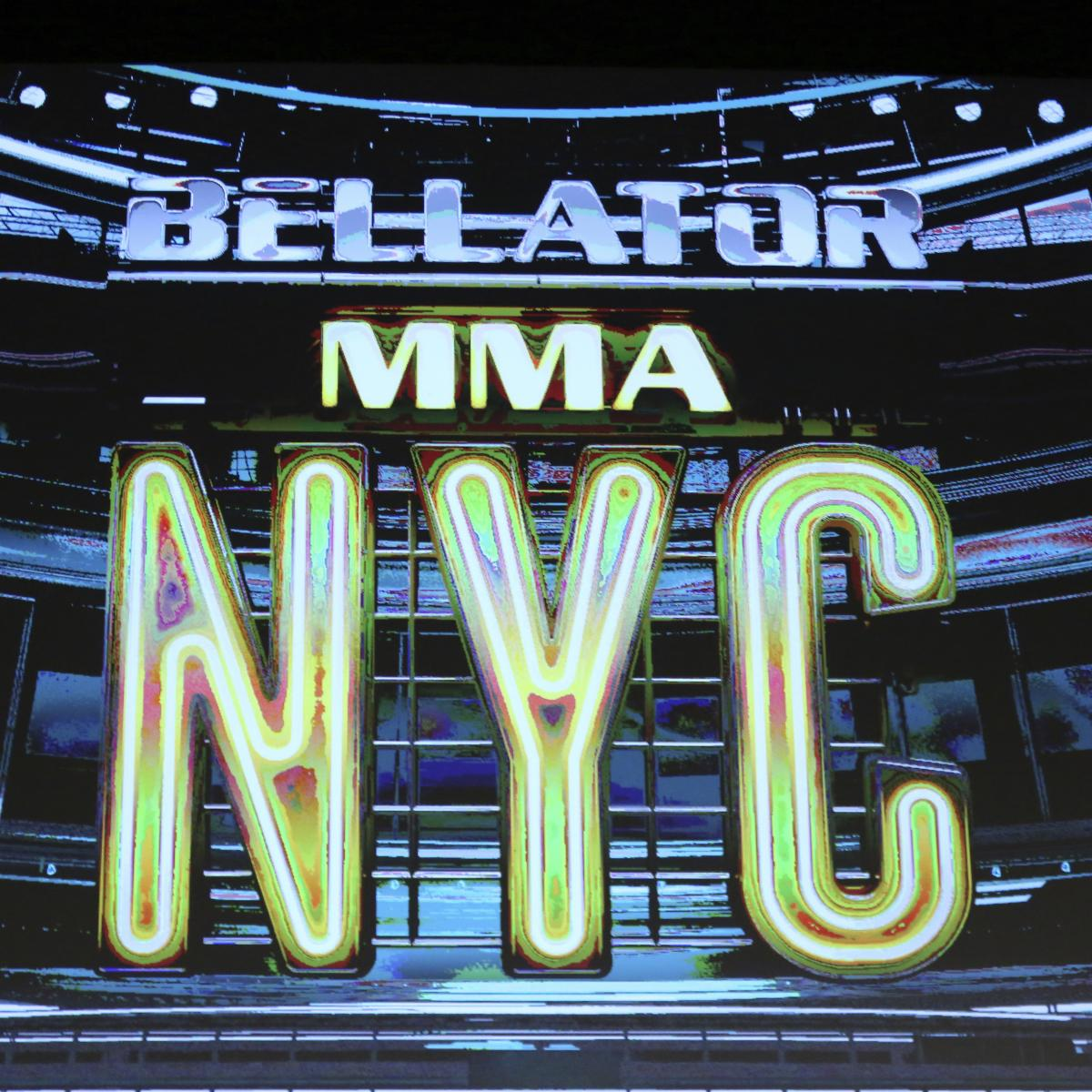 Bellator Agrees To Multiyear, 9-Figure Streaming Contract