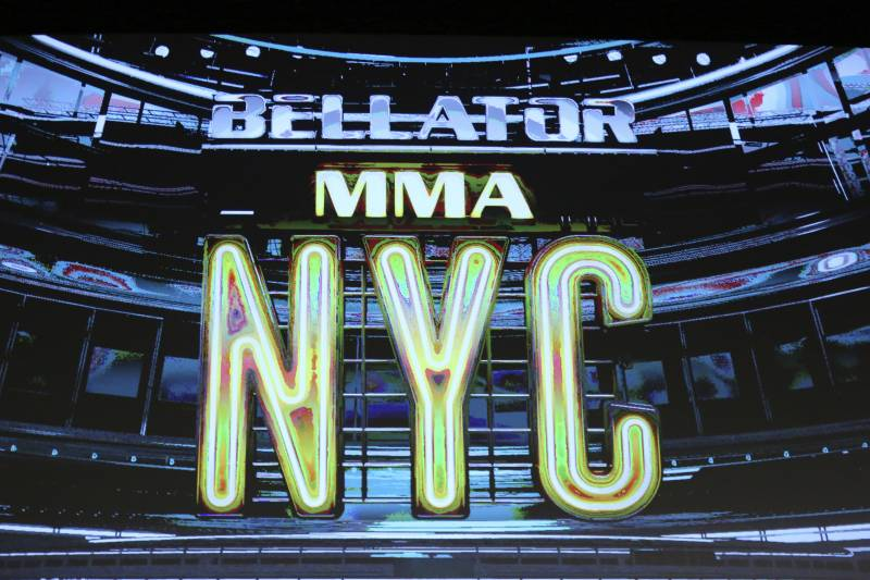 Bellator Agrees to Multiyear, 9-Figure Streaming Contract with DAZN